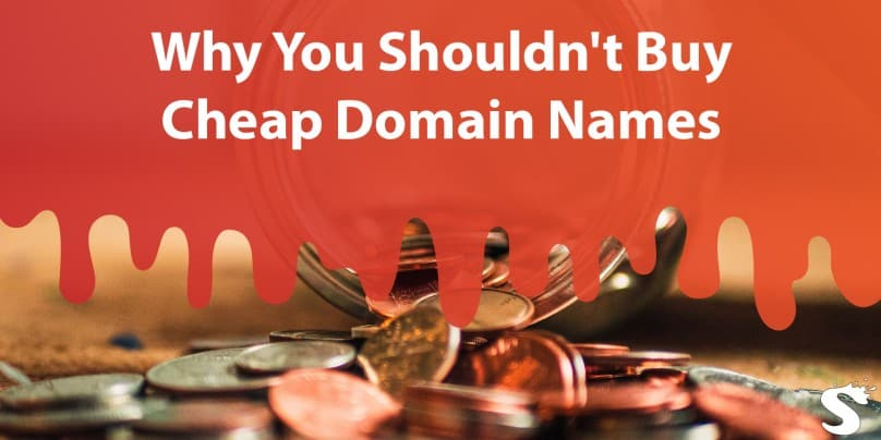 Why You Shouldn't Buy Cheap Domain Name TLDs