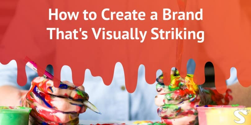 Create Visually Striking Brand