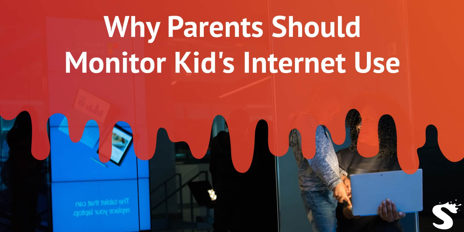 children internet use