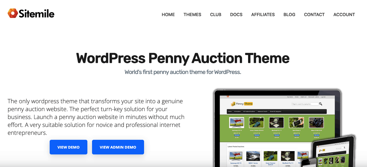 Penny Auction
