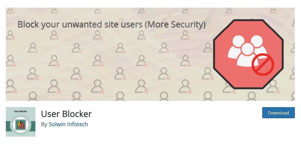 User Blocker