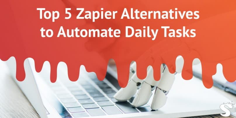 Top 5 Zapier Alternatives