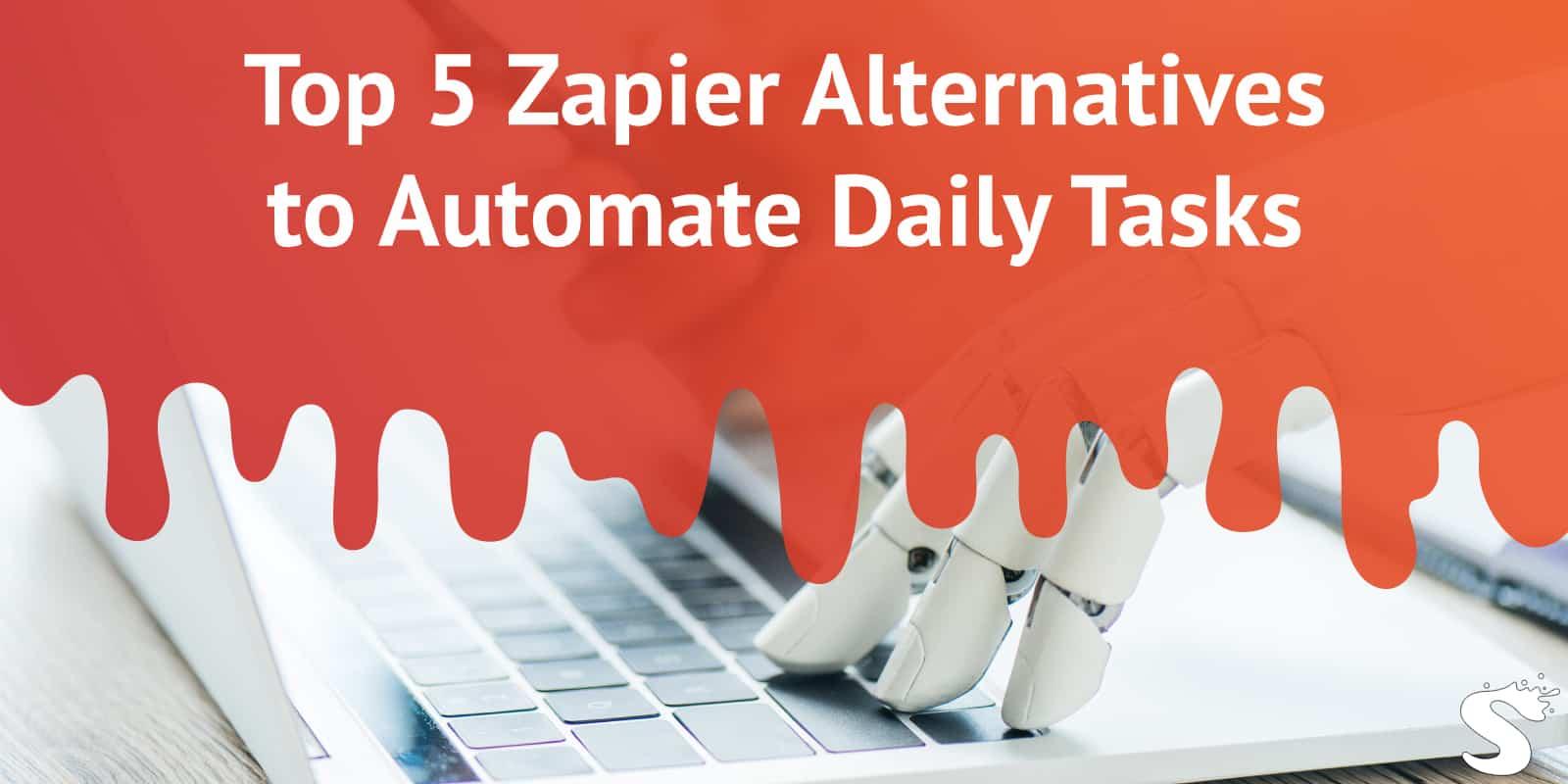 Top 5 Zapier Alternatives