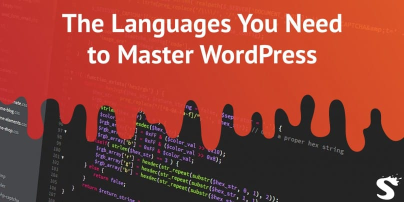 Languages you need to master Wordpress