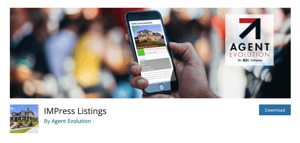 IMPress Listings