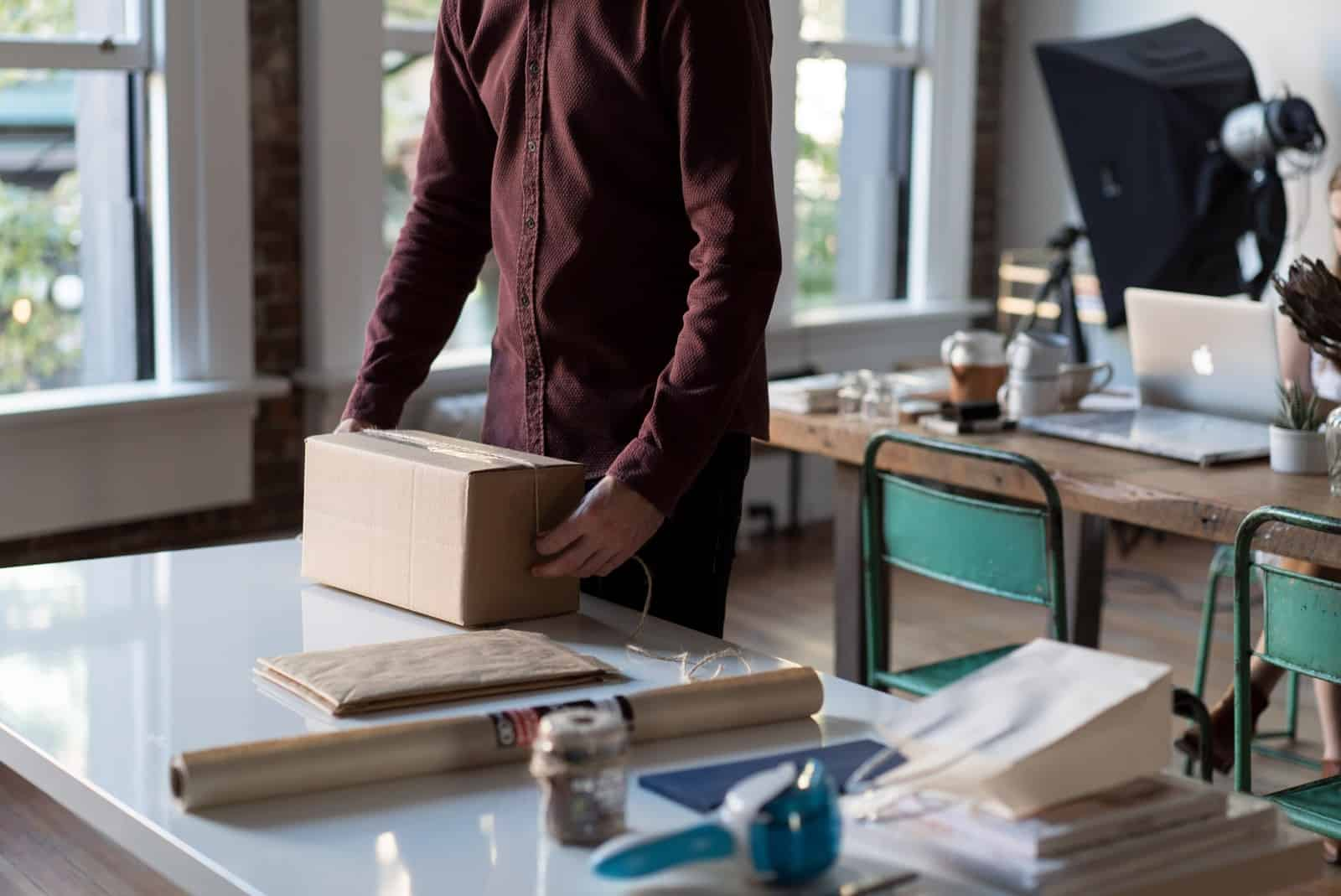 Manage shipping and inventory