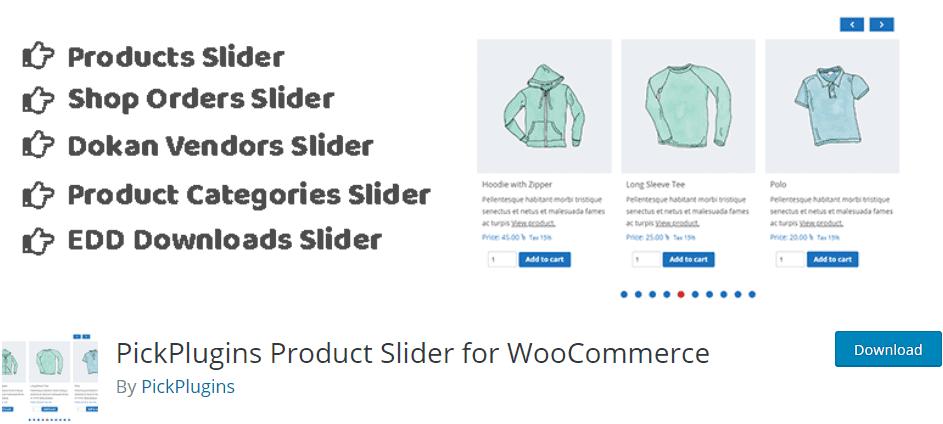 PickPlugins Product Slider