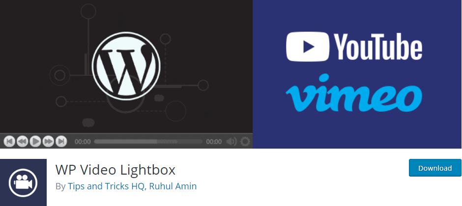 Download WP Video Lightbox