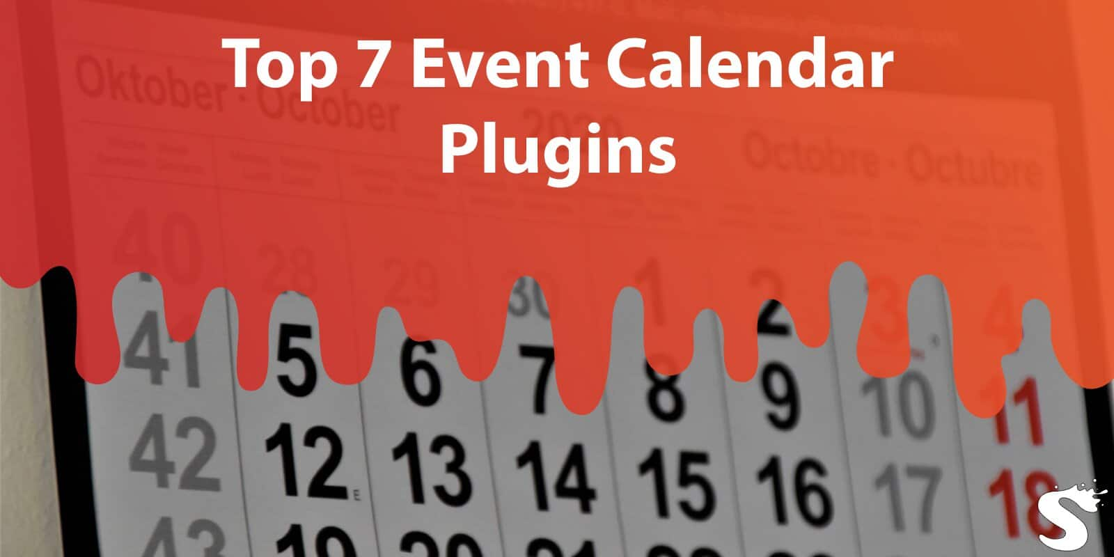 Top 7 Event Calendar Plugins