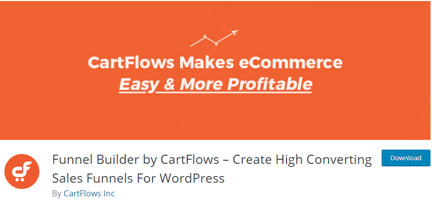 Funnel Builder by CartFlows