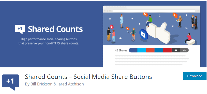 Shared Counts