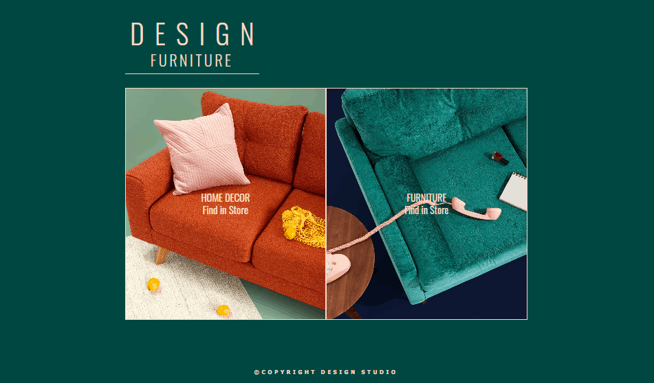 UnderConstructionPage plugin furniture store template