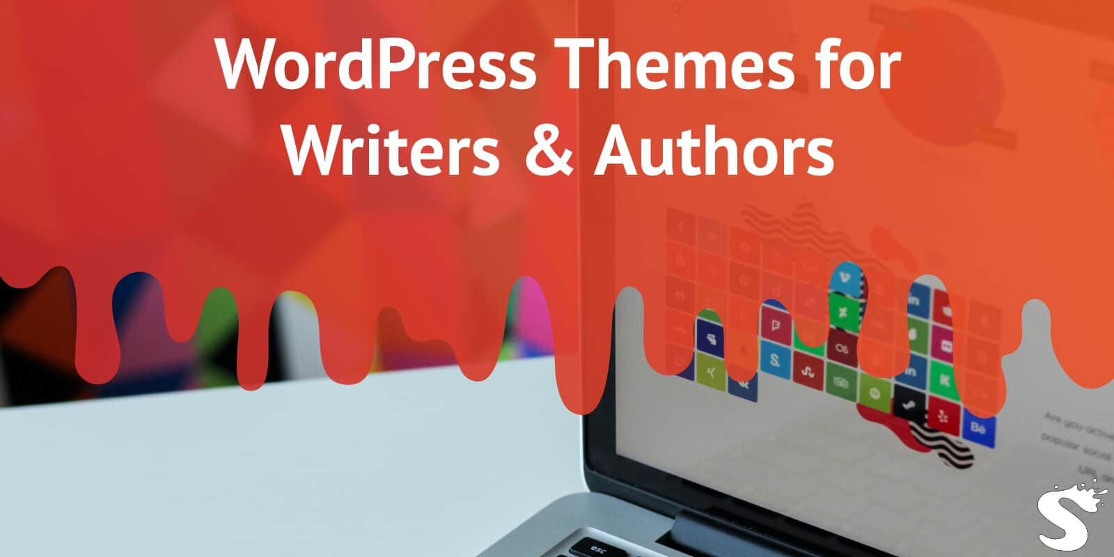 Top 8 Free Wordpress Themes for Writers & Authors