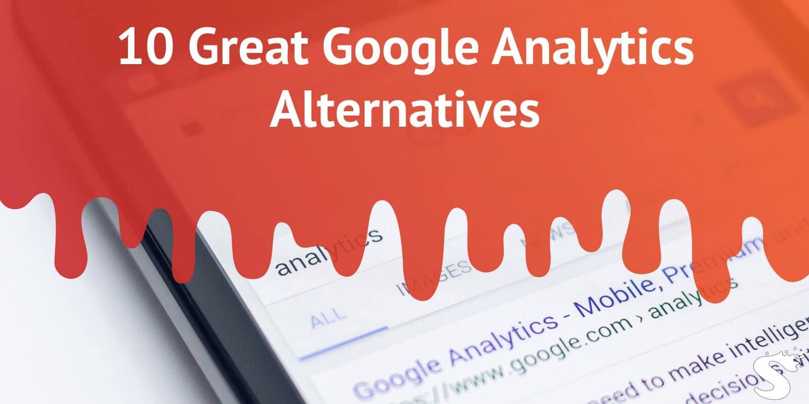 10 Great Google Analytics Alternatives