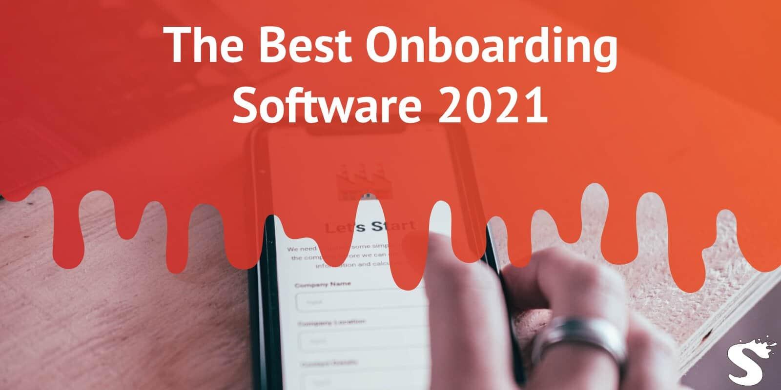 Best Onboarding Software 2021